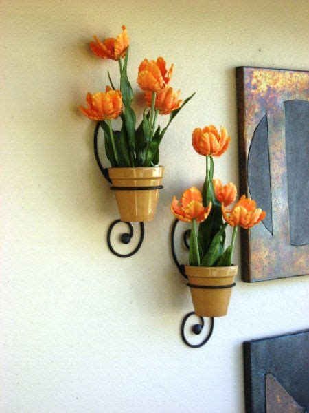 Wall Sconces For Plants by Plant Sconces Home Decor Ideas In 2019