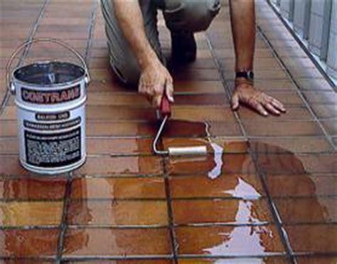 Flüssig Boden Kunststoff by Balkon Und Terrassensanierung
