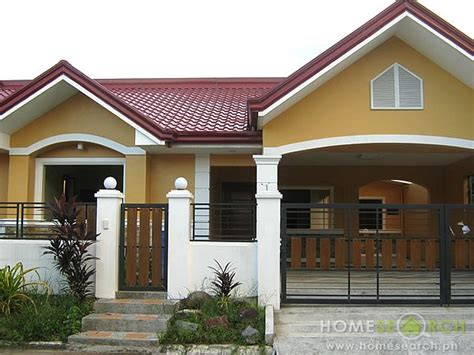 Philippines Bungalow House Design Pictures