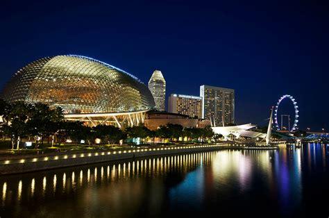 Singapore Architecture Unique Building Designs