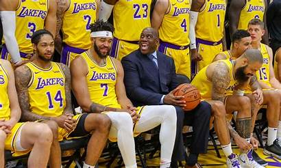 Lakers Roster Nba Clippers Lebron Angeles Los