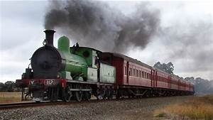 Steam Trains Over Warrenheip