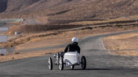 To create the baby ii, bugatti has partnered with the little car company to produce the greatest junior car ever created. Bugatti Baby II First Drive Review: 42 MPH Has Never Felt So Fast