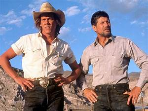 Tremors Anniversary: Kevin Bacon, Michael Gross PEOPLE com
