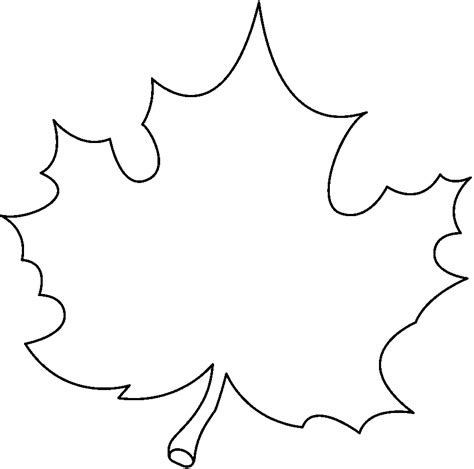 leaves clip art pictures clipartix
