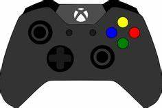 Video Game Controllers SVG File Cutting Template-XBox ...