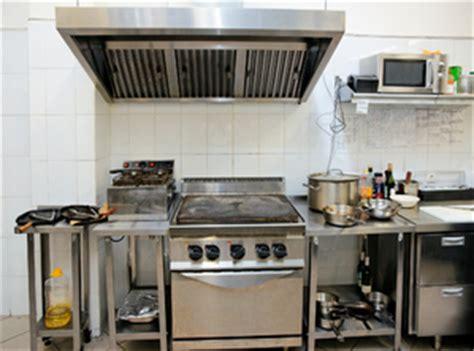 extraction cuisine restaurant hotte professionnelle principe et avantage ooreka
