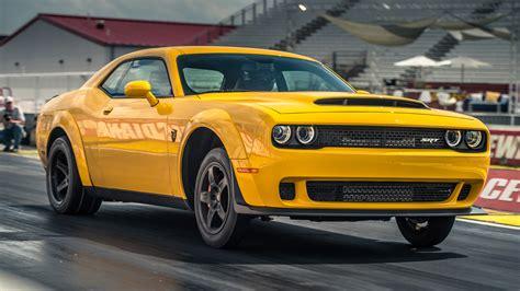 Top Gear Challenger by Dodge Challenger Srt Review 840bhp Car