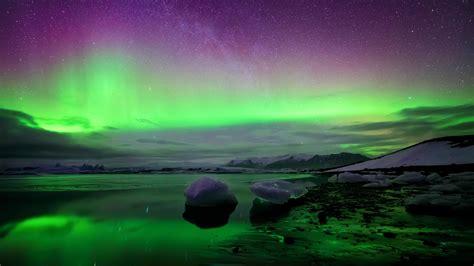 Star Wars Episode 7 Wallpaper 1920x1080 Iceland Northern Lights Wallpaper Wp2001015 Hdwallpaper20 Com