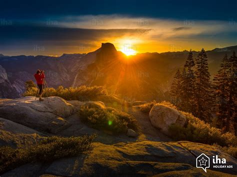 Yosemite National Park rentals for your vacations with IHA