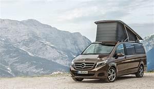 Marco Polo Mercedes : design meets practicality the new marco polo mercedes benz ~ Melissatoandfro.com Idées de Décoration