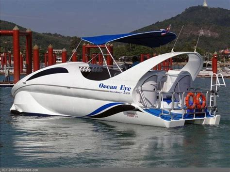 Hydrofoil Glass Bottom Boat by Paritetboat Looker 320 Glass Bottom Hydrofoil In Sa 244 Ne Et