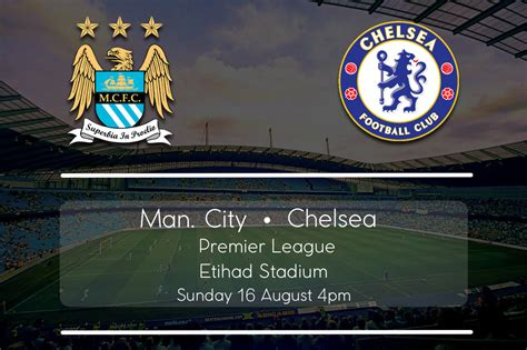 His manchester city team were eliminated at the quarter final stage last season by lyon when, for reasons known only to him, he overhauled the team structure and put five at the back. Manchester City - Chelsea Preview: An untimely Premier League clash | CHELSDAFT Fans Blog