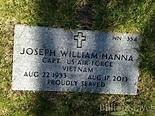 Grave Site of Joseph William Hanna (1933-2013) | BillionGraves