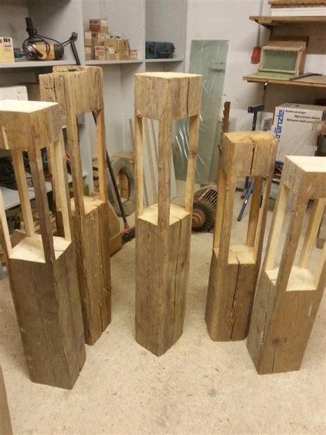 Diy Gartendeko Holz by Die Besten 25 Gartendeko Holz Ideen Auf