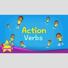 Kids Vocabulary  Action Verbs  Action Words  Learn English For Kids  English Educational