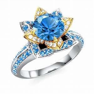 Disney wedding rings from your favorite disney princess for Disney wedding engagement rings