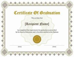 11 free printable degree certificates templates With university graduation certificate template