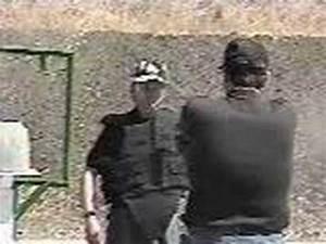 Bullet Proof vest Test - YouTube