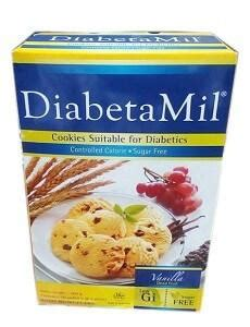 8 ways diabetics can enjoy sweets without relying that piece of chocolate cake is awfully tempting, but a little voice says, not worth the sugar and calories. gardner, c. Buy Diabetamil Cookies For Diabetes Vanilla Flavour Sugar ...