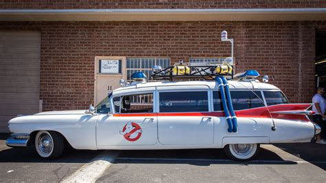What Is The Ghostbusters Car by Get A Load Of The Awesome Ghostbusters Ecto 1 Replica