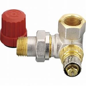 Robinet Thermostatique Danfoss 3 8 : corps de robinet d 39 angle c t gauche ra n 10 ~ Edinachiropracticcenter.com Idées de Décoration