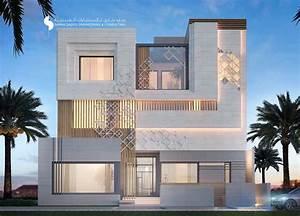 Moderne Design Villa : private villa kuwait 400 m by sarah sadeq architects sarah sadeq architectes pinterest ~ Sanjose-hotels-ca.com Haus und Dekorationen