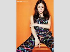 Tiffany 2017 March, Marie Claire Magazine Manuth Chek