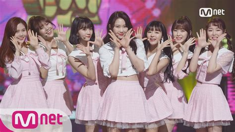 [oh My Girl  Coloring Book] Kpop Tv Show  M Countdown
