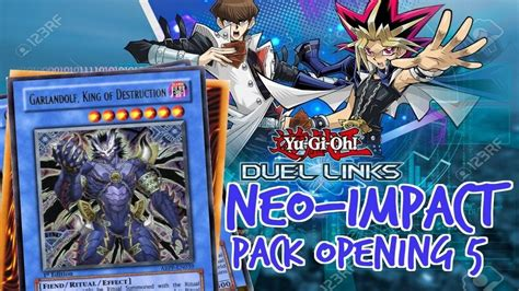 best ritual monster yu gi oh duel links neo impact