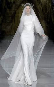 518 best veils images on pinterest wedding veils bridal With long veil wedding dresses