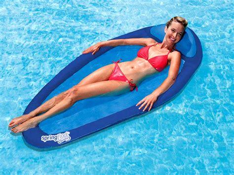 siege flottant pour piscine matelas flottant gonflable float pour piscine ou mer