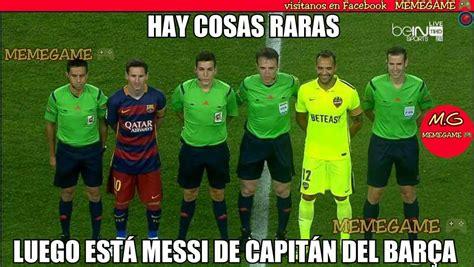 Los mejores memes del Barcelona-Levante: Jornada 4