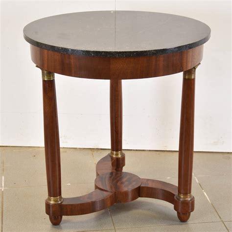 definition de la table ronde gueridon