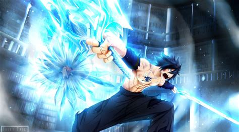 gray fullbuster wallpapers wallpaper cave