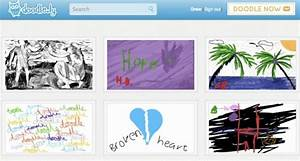 14 of 201239s best apps for creatives for Get creative with social sketchpad app doodle ly