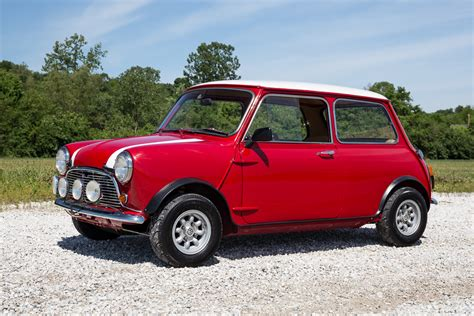 Are Mini Coopers Fast by 1967 Mini Cooper Fast Classic Cars