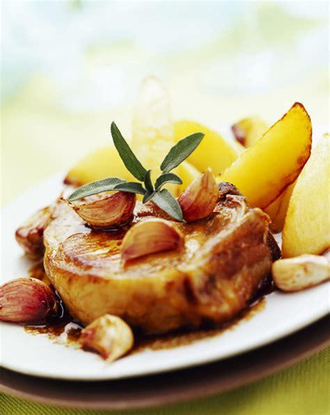 cote cuisine fr3 recette côte de veau au noilly prat recettes à table