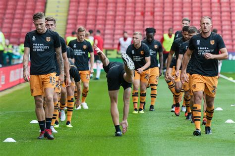 Sheffield United v Hull City - best pictures from a ...
