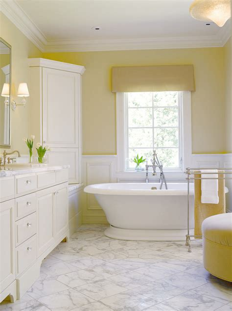 pale yellow painted walls inspiration by color