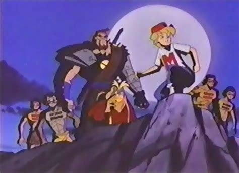 Mighty Max Episode 8