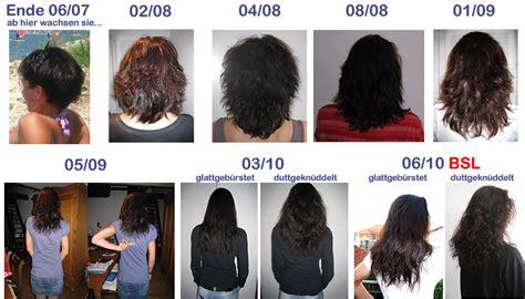 kurze haare rauswachsen lassen