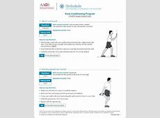 aaos shoulder exercises pdf