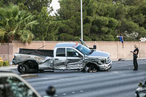 Las Vegas Police Id Suspect In Fatal Truck Crash Las