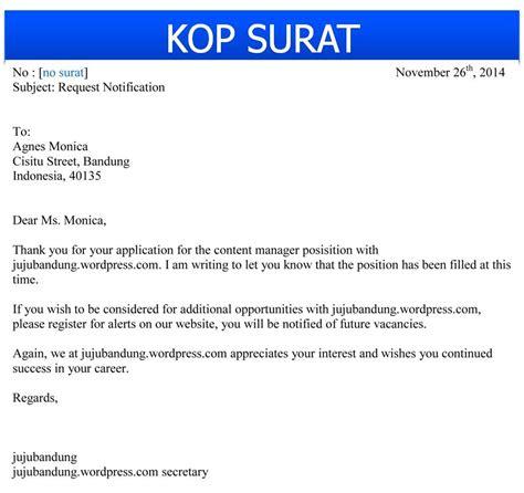 Contoh Surat Resume Dalam Bahasa Inggris by Contoh Surat Komplain Dalam Bahasa Inggris Yang Singkat