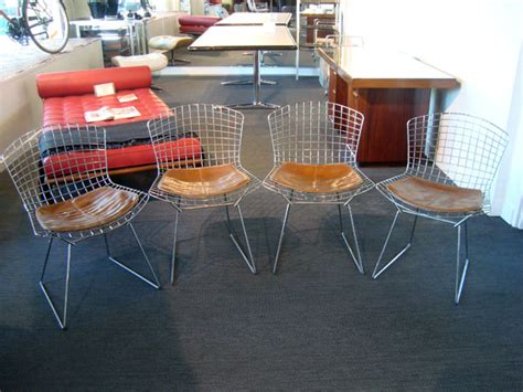 chaises occasion 4 chaises bertoia knoll occasion 4 chaises bertoia