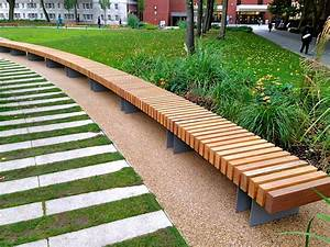 Build A Curved Outdoor Bench : Outdoor Furniture - Choose