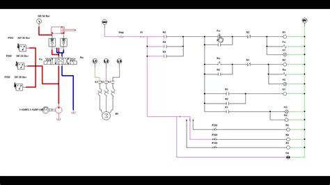 Hydraulic Pressure Switch Control Youtube
