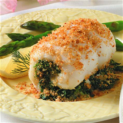 recipe rolled hake  spinach feta stuffing girl