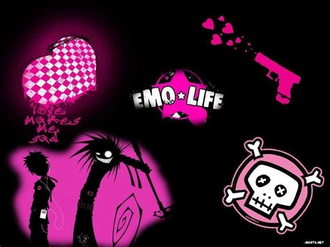 cool emo backgrounds wallpaper cave